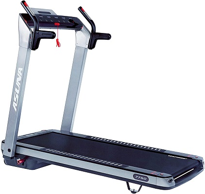 ASUNA SpaceFlex Auto Incline & Folding Treadmill